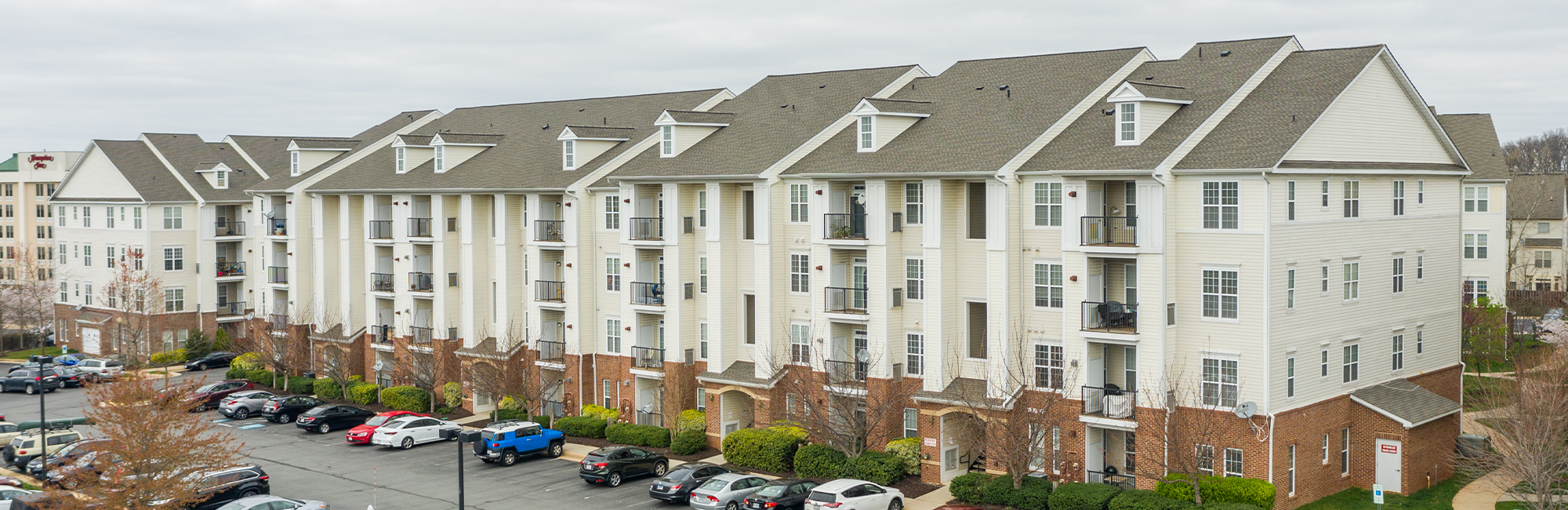 Commons on Potomac Square apartments